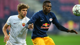 RB Salzburg in Youth League gegen AS Roma out (Bild: GEPA)
