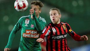 Rapid blamiert sich mit Cup-Aus gegen die Admira! (Bild: GEPA)
