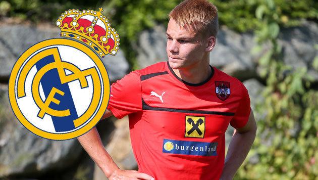 Saison-Aus für Real-Youngster Philipp Lienhart (Bild: GEPA)