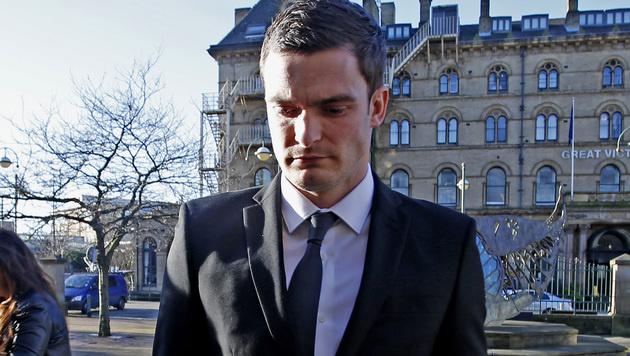 Sechs Jahre Haft für Ex-England Kicker Johnson (Bild: AP)