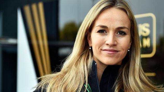 Erhält sie F1-Vertrag nur, weil sie schön ist? (Bild: GEPA)
