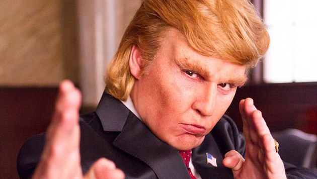 Fake oder Original? Johnny Depp als Donald Trump (Bild: © Funny Or Die)