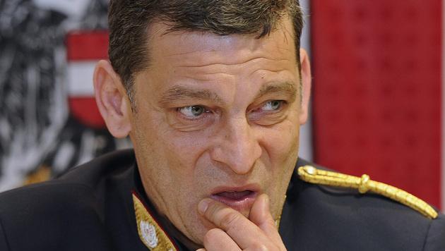 Tirols Landespolizeidirektor Helmut Tomac (Bild: APA/Robert Parigger)