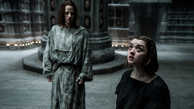 Arya Stark (Bild: HBO)