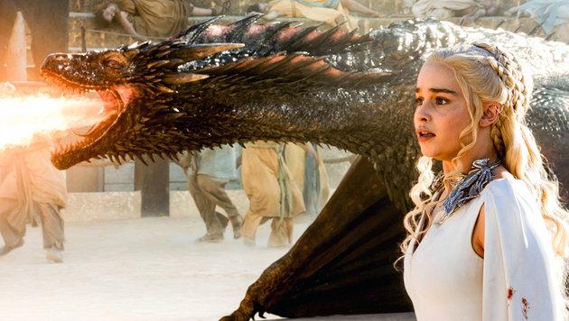 "Ian McShane verärgert ""Game of Thrones""-Fans (Bild: HBO)"