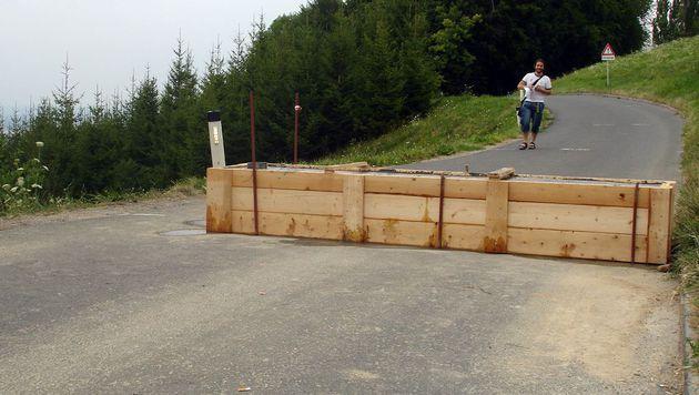 Streit an steirisch-slowenischer Grenze beendet (Bild: APA/INGRID KORNBERGER)