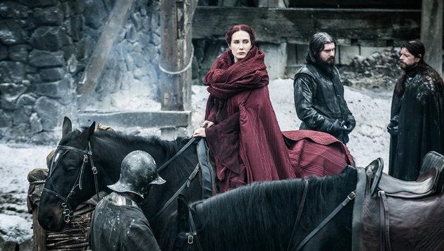 """Serien-Aus für """"Melisandre"""" Carice van Houten? (Bild: HBO)"""