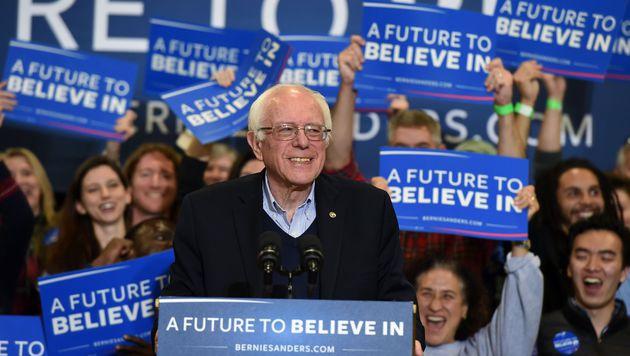Bernie Sanders (Bild: AFP)