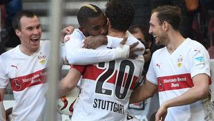 5. Sieg in Folge f�r Stuttgart, BVB gewinnt knapp (Bild: AP)