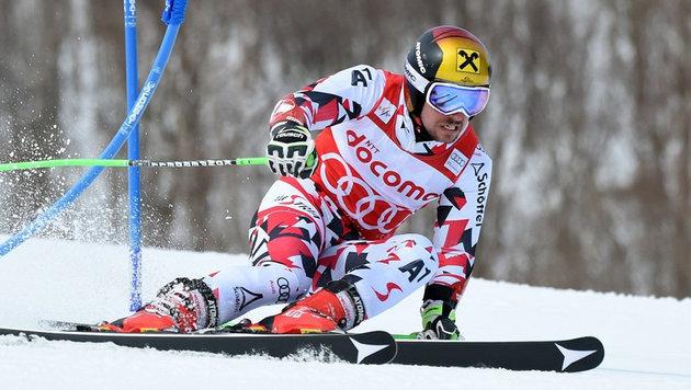 Marcel Hirscher (Bild: AFP)