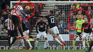 Manchester United blamiert sich in Sunderland! (Bild: AFP or licensors)