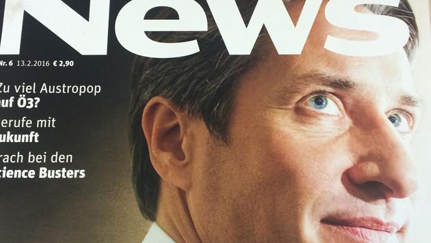 Millionenverluste für die Verlagsgruppe NEWS? (Bild: Screenshot/krone.at)