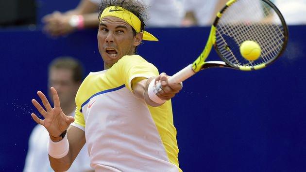 Rafael Nadal (Bild: APA/AFP/EITAN ABRAMOVICH)