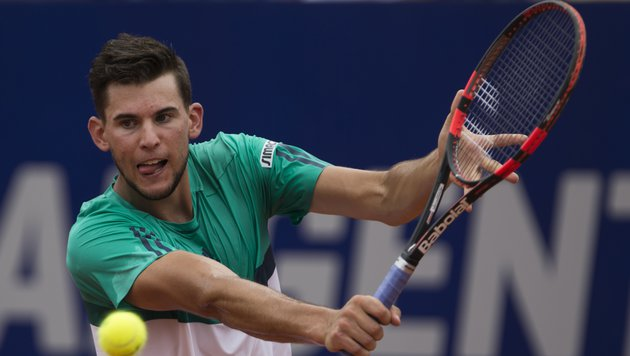 Thiems Turniersieg nach Krimi in Buenos Aires! (Bild: AP)