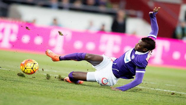Hier im Video: Rapid demütigt die Austria mit 3:0 (Bild: APA/GEORG HOCHMUTH)