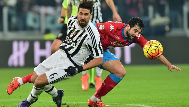 Juventus nach 1:0 gegen Napoli neuer Leader (Bild: AFP or licensors)