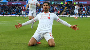 "Liverpool zerlegt Villa 6:0, Arsenal biegt ""Foxes"" (Bild: AP)"
