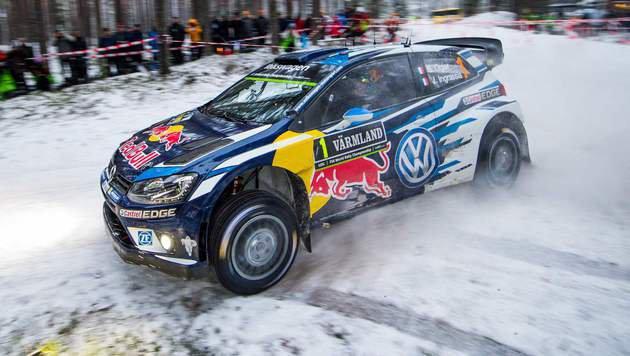 Sebastien Ogier (Bild: AFP or licensors)