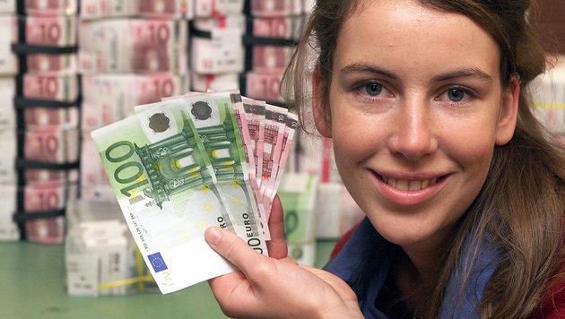 Warum wir unser Bargeld brauchen! (Bild: MARTIN A JÖCHL)