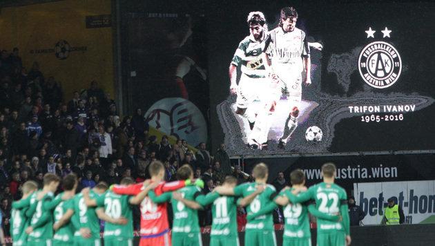 Hier im Video: Rapid demütigt die Austria mit 3:0 (Bild: GEPA)