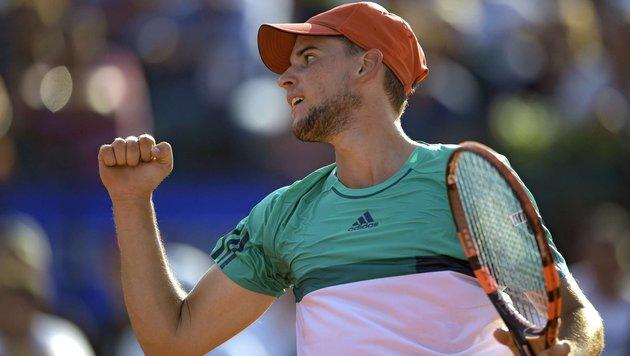 Thiems Turniersieg nach Krimi in Buenos Aires! (Bild: APA/AFP/EITAN ABRAMOVICH)