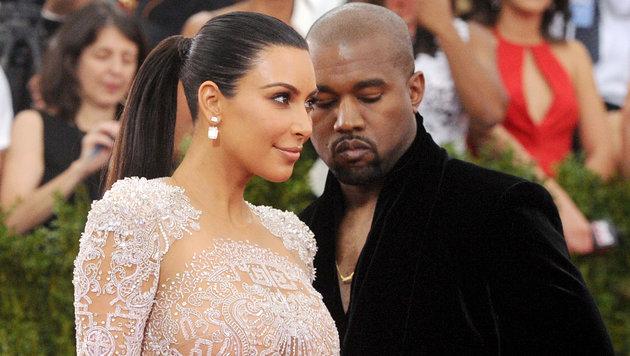 Rapper Kanye West sagte Tournee ab (Bild: AP)