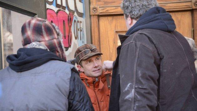 """Martin Freeman in der ersten Staffel von """"Fargo"""" (Bild: FX Networks)"""
