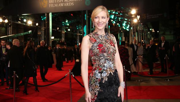 Cate Blanchett (Bild: Joel Ryan/Invision/AP)