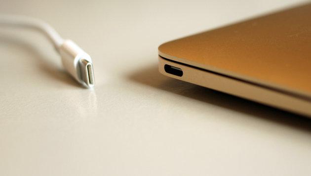 Serienfehler: Apple muss USB-C-Kabel zurückrufen (Bild: flickr.com/Maurizio Pesce)