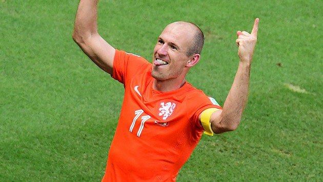 Was für ein Kracher! ÖFB testet gegen Niederlande (Bild: JAVIER SORIANO / AFP / picturedesk.com)