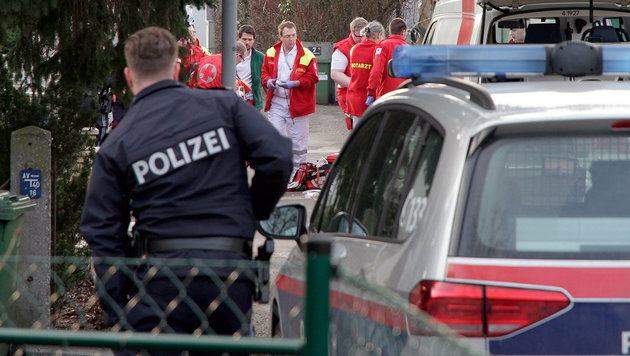 Ehepaar erschlagen: Anklage wegen Doppelmord (Bild: Markus Schütz)