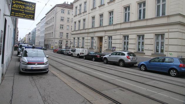 Die Neue Mittelschule Knöllgasse in Favoriten (Bild: Andi Schiel)