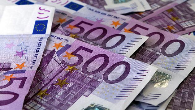 500-Euro-Schein: Aus wird am 4. Mai besiegelt (Bild: thinkstockphotos.de)
