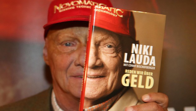Niki Lauda (Bild: KRISTIAN BISSUTI)
