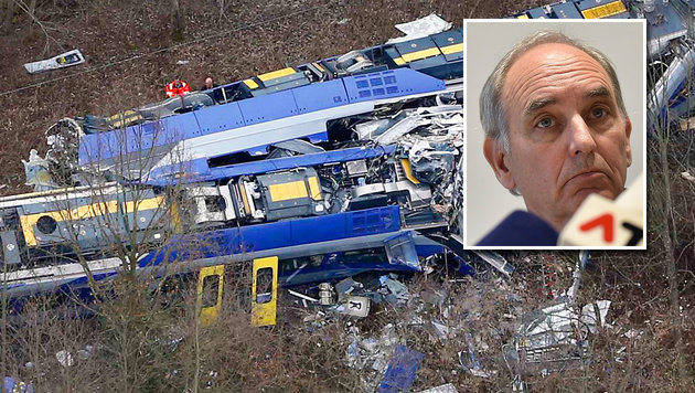 """Es war menschliches Versagen mit katastrophalen Folgen"": Oberstaatsanwalt Wolfgang Giese (Bild: ASSOCIATED PRESS, EPA/PETER KNEFFEL)"