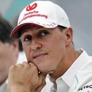 """N�rburgring ehrt Schumacher f�r sein """"Lebenswerk"""" (Bild: AP)"""