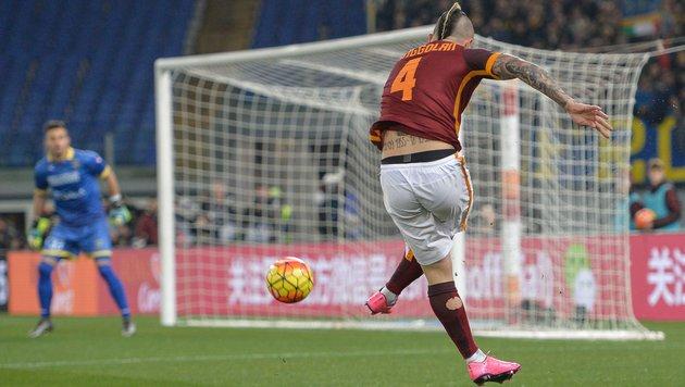 AS Roma ist für Real bereit (Bild: AFP or licensors)