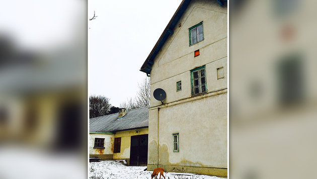 Dieser Bauernhof in Wien-Döbling gehört der Caritas. (Bild: privat)