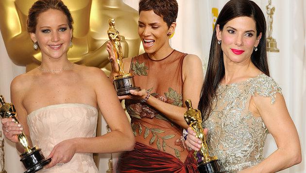 Die zehn schönsten Oscarpreisträgerinnen (Bild: Viennareport)
