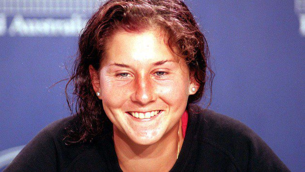 Die Rede ist von Monica Seles: Ihre Karriere wurde 1993 durch ein Attentat in Hamburg gestoppt. (Bild: GEPA pictures)