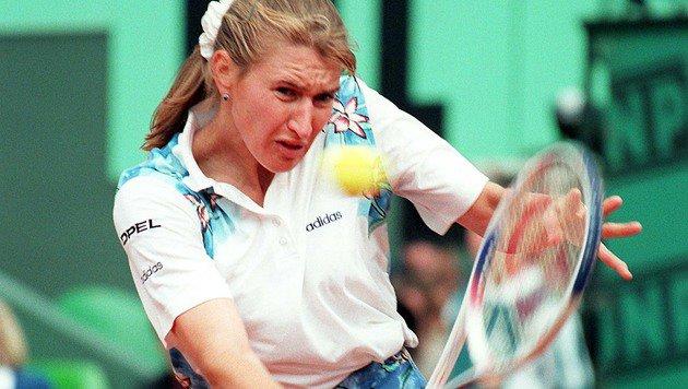 Die Tennis-Gräfin: Steffi Graf ist die (noch) erfolgreichste Tennis-Spielerin der Geschichte ... (Bild: GEPA)