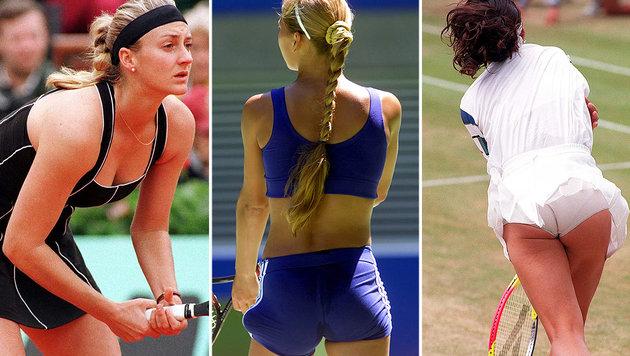 Kennen Sie die Tennis-Beautys aus den 90ern noch? (Bild: GEPA)