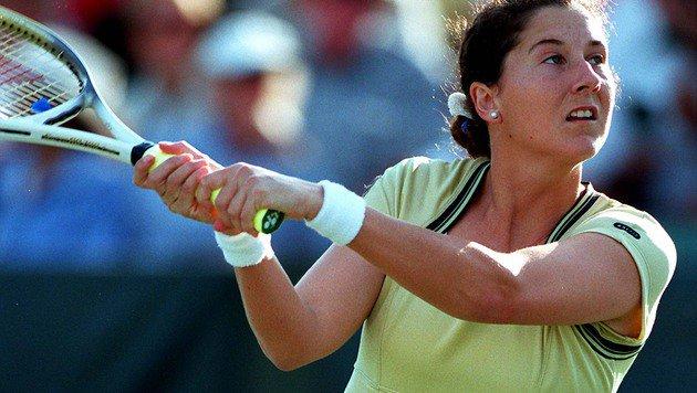 Aber Seles kämpfte sich zurück, gewann insgesamt 53 Turniere, 9 Grand-Slam-Titel, 178 Wochen Nr. 1. (Bild: GEPA)