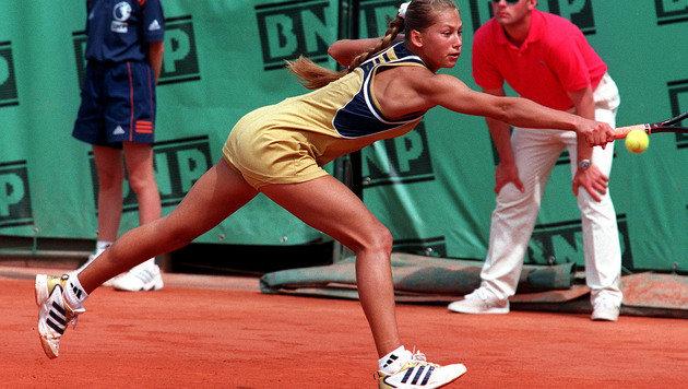Kournikowa war zu Glanzzeiten Nummer acht der Welt. Ein Turnier gewann sie allerdings nie. (Bild: GEPA pictures)