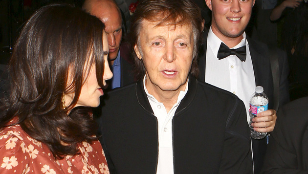 Paul McCartney durfte nicht zur Grammy-Aftershowparty. (Bild: Viennareport)