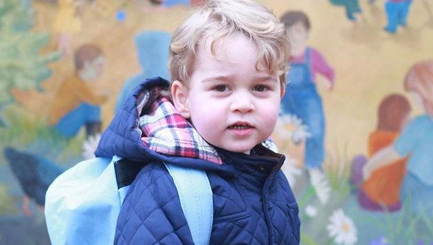 Prinz George (Bild: Viennareport)