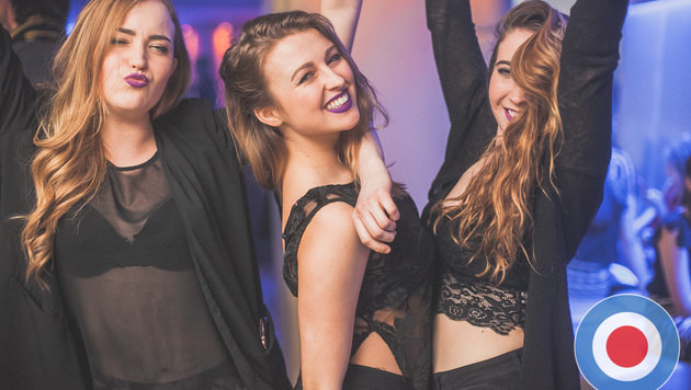 """Best of Party-Girls (Bild: © Philipp Lipiarski / www.goodlifecrew.at)"""