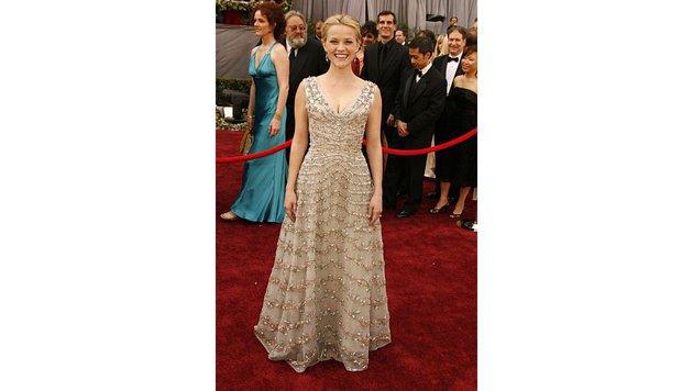 """Die goldene Trophäe räumte die blonde Amerikanerin 2006 für ihre Rolle in """"Walk the Line"""" ab. (Bild: Viennareport)"""