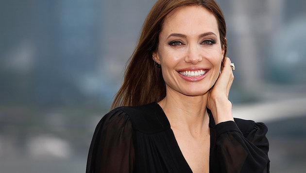 """Angelina Jolie: """"Ich wollte nie schwanger werden"""" (Bild: AFP)"""