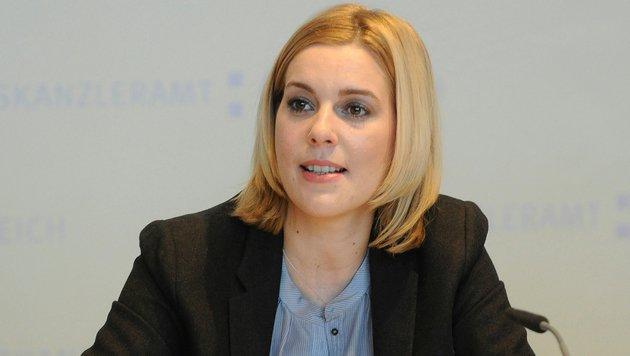 Ex-SPÖ-Staatssekretärin Steßl verlässt die Politik (Bild: BKA/Regina Aigner)